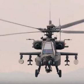 Τα ελικόπτερα «Απάτσι» της Αεροπορίας Στρατού, όπως δεν τα έχετε ξαναδεί!ΒΙΝΤΕΟ