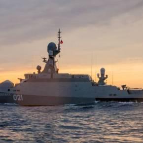Ρωσική πρόταση εκσυγχρονισμού του ελληνικού Στόλου με μια νέα ναυπήγηση-πλατφόρμα βλημάτων cruise Kalibr! (βίντεο)ΘΑ ΠΡΟΤΑΘΕΙ ΚΑΙ ΣΥΜΜΕΤΟΧΗ ΣΤΟ ΜΚ ΤΩΝ ΕΛΛΗΝΙΚΩΝΝΑΥΠΗΓΕΙΩΝ