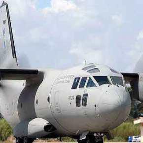 """Αεροσκάφη C-27: Τι έχουν """"τα έρμα"""" και δενπετάνε;"""