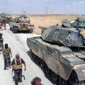 Ξεκίνησε η τρίτη φάση της «Ασπίδας του Ευφράτη»: Σε απόσταση 10 χλμ. από την αλ-Μπαμπ ο FSA και οι τουρκικέςδυνάμεις