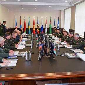 EKTAKTO: Σύσκεψη των Αρχηγών Ενόπλων Δυνάμεων της Κοινοπολιτείας Ανεξαρτήτων Χωρών για ενδεχόμενο ελληνοτουρκικούπολέμου!