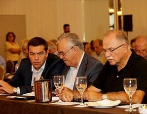 Μήνυμα Δραγασάκη στην ΚΕ ΣΥΡΙΖΑ για τοχρέος
