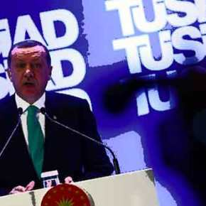 """Ένα άρθρο """"ξεγυμνώνει"""" τον Ερντογάν κι αυτός κλείνει την εφημερίδα! Απλάπράγματα"""