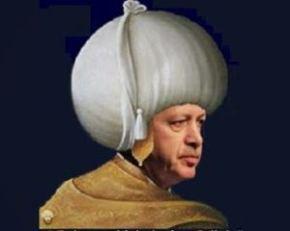 Τουρκικά «πυρά» κατά τουΕρντογάν