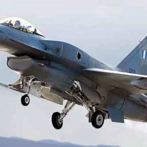 ΕΚΤΑΚΤΟ: Αιφνιδιαστική ενεργοποίηση των συστημάτων αεράμυνας και προσομοίωση κατάρριψης τουρκικών μαχητικών απόF-16