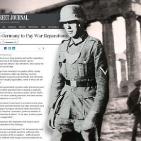 Εκπληκτική απάντηση Έλληνα σε Γερμανό που έστειλε ειρωνική επιστολή για τα χρέημας!