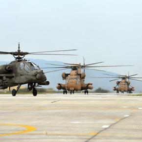 Ισραηλινοί κι Έλληνες πιλότοι «πολέμησαν» μαζί στη… Λάρισα! – ΦΩΤΟ –ΒΙΝΤΕΟ