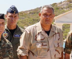Δριμεία επίθεση στρατηγού προς τον Πάνο Καμμένο: Κύριε υπουργέ με ποιο ηθικό δικαίωμα φοράτεστολή;