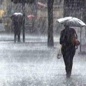 ΑΝΑΛΥΤΙΚΑ Η ΠΡΟΓΝΩΣΗ ΤΗΣ ΕΜΥ Έκτακτο δελτίο επιδείνωσης καιρού με καταιγίδες καιχαλάζι