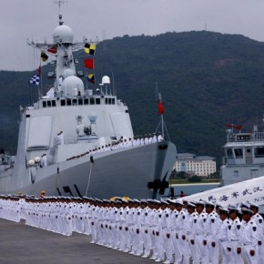 Το Πολεμικό Ναυτικό της Κίνας σχεδιάζει βάση στον Πειραιά μέσω Cosco! – ΑΝΑΛΥΣΗ-ΒΙΝΤΕΟ