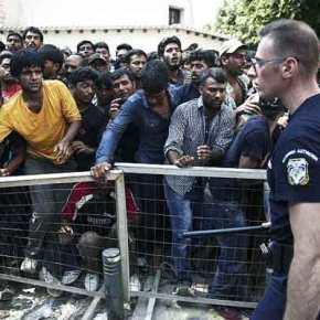 """ΧΑΟΣ: 8 χιλιάδες ανεξέλεγκτοι λαθρομετανάστες """"αγνοούνται"""" από τουςκαταυλισμούς"""