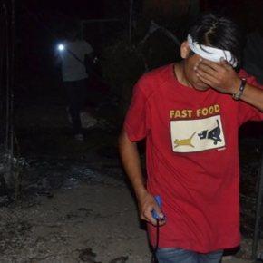 Λέσβος: Τα απομεινάρια μιας μέρας – αποκαΐδια το hot spot – Στο δρόμο οι μετανάστες Μέσα στο κέντρο φιλοξενίας που μετετράπη σε κέντρο κράτησης υπήρχαν 88 εθνικότητες – Φόβοι για ενδεχόμενο να υπάρξει νεκρός αν συνεχιστεί αυτή ηκατάσταση