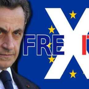 Ν.Σαρκοζί: «Δημοψήφισμα για αποχώρηση της Γαλλίας από την ΕΕ εάν εκλεγώπρόεδρος»