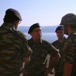Στρατιώτες βραβεύτηκαν επειδή δεν ήθελαν μπάρμπα στην …Κορώνη