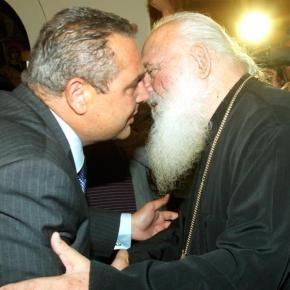 Βέτο Καμμένου για τα θρησκευτικά στη συνάντηση μεΙερώνυμο