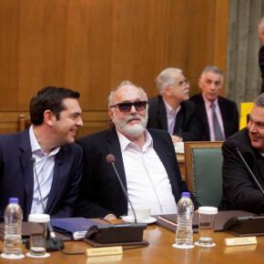 ΜΑΡΑΘΩΝΙΑ ΣΥΣΚΕΨΗ  -Τι ζήτησε ο Αλέξης Τσίπρας από τουςυπουργούς