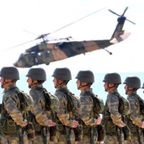 20.000 Τούρκοι στρατιώτες από την ανατολική Θράκη συμμετείχαν στοπραξικόπημα