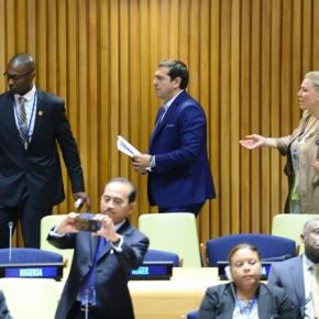 Τσίπρας στον ΟΗΕ: Κανείς δεν μπορείμόνος
