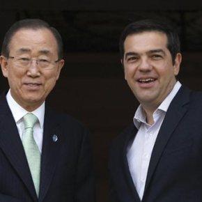 Προσφυγικό και Κυπριακό οι παρεμβάσεις Τσίπρα στη Γενική Συνέλευση των ΗνωμένωνΕθνών