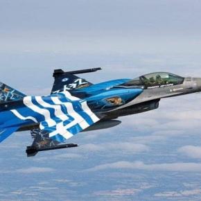 Το F16 «Ζευς», στις 8 Οκτωβρίου στηνΛήμνο!!!