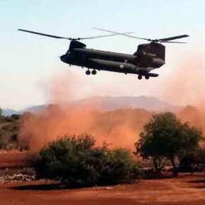 Με το πρώτο Φώς άρχισε η Αεροπόβαση Δυνάμεων στο Βόρειο Έβρο!(Φώτο)