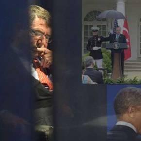 """Ο Αμερικανός υπουργός Άμυνας στην Άγκυρα για να """"συμμαζέψει"""" τονΕρντογάν"""