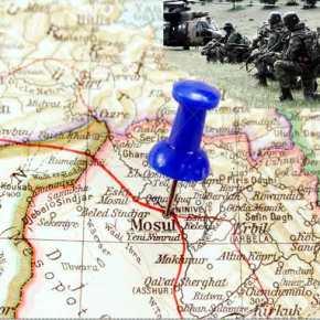 Επίθεση στη Μοσούλη ετοιμάζει ο τουρκικόςστρατός