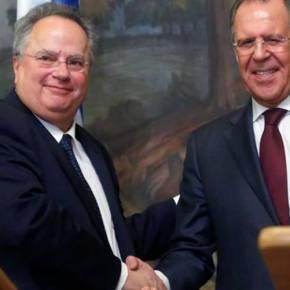 Στην Αθήνα ο Λαβρόφ για τοΚυπριακό