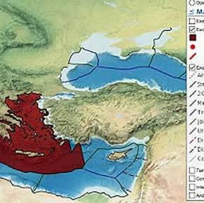 Αποκάλυψη: Νέοι παγκόσμιοι χάρτες οριοθέτησης της ΑΟΖ που δικαιώνουν τηνΕλλάδα