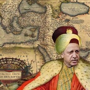 Πρόκληση από την Τουρκία: Η Άγκυρα δημοσίευσε χάρτη με την μισή Ελλάδα να είναιτουρκική