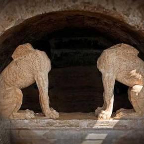 Νέες συγκλονιστικές αποκαλύψεις για την Αμφίπολη: Βρέθηκε η πρόσοψη της εισόδου και μέλος με παράσταση του Μ. Αλεξάνδρου![εικόνα]