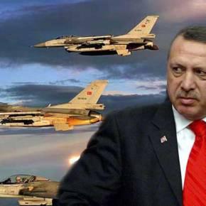 Αναθεώρηση της συνθήκης της Λωζάνης διά των όπλων ανακοίνωσε η Τουρκία: «Κτυπάμε την Μοσούλη (Ιράκ) – Μπαίνουμε στην Ράκα(Συρία)»!