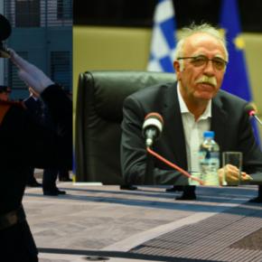 Βίτσας: Τα σύνορα της Ελλάδας ειναι και τα σύνορα τηςΕυρώπης