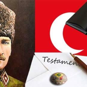 Η μυστική διαθήκη του Κεμάλ και οι ονειρώξεις Ερντογάν για τηΘεσσαλονίκη