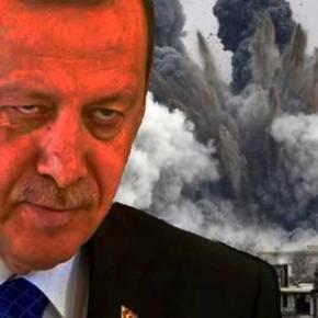 Ποιόν ISIS; Τουρκικά μαχητικά βομβάρδισαν ανηλεώς θέσεις των Κούρδων στη Συρία σκοτώνοντας 200 μαχητές(βίντεο)