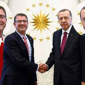 """""""Σας θέλουμε στις επιχειρήσεις κατά του ISIS αλλά όχι στη Μοσούλη""""! Κάρτερ προςΕρντογάν"""