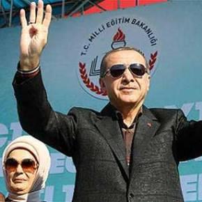 Ερντογάν: Τα νησιά στο ανατολικό Αιγαίο ήταν δικάμας!
