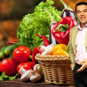 Έρευνα Eurostat: 3 στους 10 Έλληνες δεν καταναλώνει ημερησίως φρούτα καιλαχανικά!