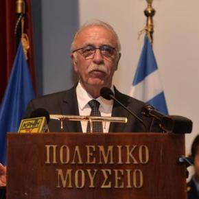 Βίτσας: Η αποτρεπτική ισχύς των Ελληνικών ΕΔ, απάντηση στις δηλώσειςΕρντογάν