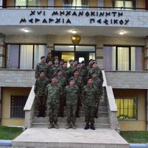 Επίσκεψη Γενικού Επιθεωρητή Στρατού στον Έβρο –ΦΩΤΟ