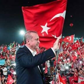 """""""Σεβόμαστε τα σύνορα άλλων χωρών"""" λέει ο Ερντογάν αλλά δεν αναφέρεται στηνΕλλάδα"""