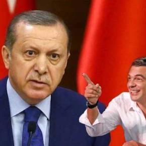 Στα… ΤΕΣΣΕΡΑ μπροστά στον Προκλητικό Ερντογάν! Μετά τις απειλές του «Σουλτάνου» απορρίφθηκαν οι αιτήσειςασύλου!!