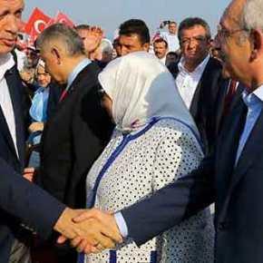 Η διχοτόμηση του Αιγαίου κοινός στόχος ισλαμιστών και κεμαλιστών! Ανακοίνωση τουρκικούΥΠΕΞ