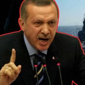 """""""Δεν θα κάνετε ασκήσεις σε Χίο και Ψαρά"""" μας λένε οι Τούρκοι με απαράδεκτηNOTAM!"""