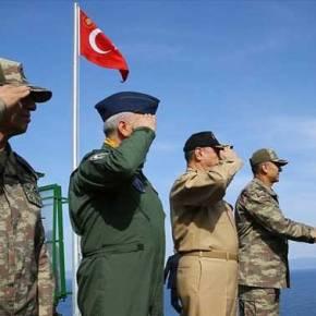 Ρ.Τ.Ερντογάν: «Θα προστατεύσουμε τους ομοεθνείς μας στην Ελλάδα»! – Δημιουργεί υπόβαθρο γιαεισβολή