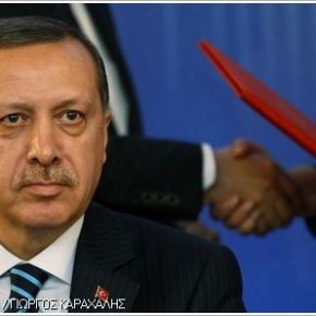 Εκρηξη Ερντογάν κατά τηςΒαγδάτης