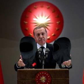 Τουρκία χώρα τρομοκράτης και απέραντο στρατόπεδοσυγκέντρωσης!