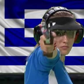 «Πετάει» η Άννα Κορακάκη – Παγκόσμιο ρεκόρ στην Μπολόνια από την Ελληνίδα υπερ-σκοπεύτρια!