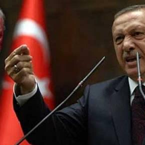 Ο Ερντογάν ζητά δημοψήφισμα για Θεσσαλονίκη, Κύπρο και νησιά τουΑιγαίου!