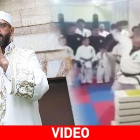 Ο νέος ιμάμης της Αγιάς Σοφιάς είναι δάσκαλος καράτε!-ΒΙΝΤΕΟ